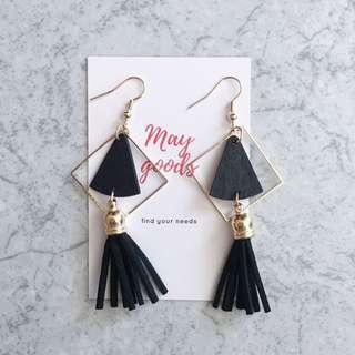 Katina earrings - anting - anting korea