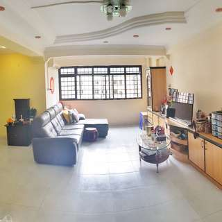 5 Rm- 621 Woodlands for Sale - High Floor / Corner! Master Room Comes with Attached Study Room!