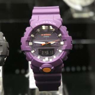 Sexy Purple G-Shock Digital Analog Series. Limited Stock First Come First Served 😎👍