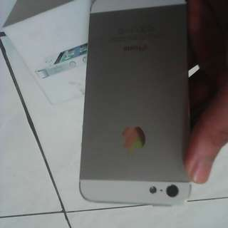 Iphone 5 faulty