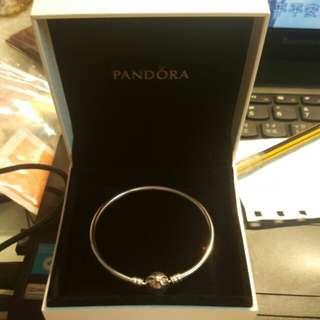 (少瑕疵)Pandora Australia Limited Bracelets 17cm 澳洲限定手鈪