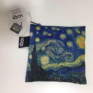LOQI環保袋 梵高-星夜
