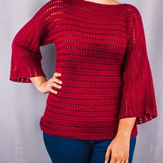 Handmade Knitted Unisex Sweater
