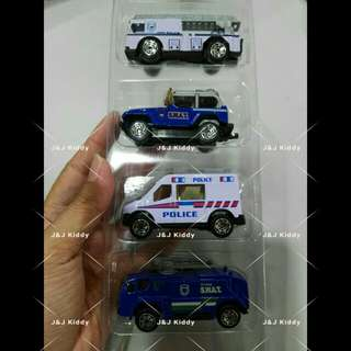 Diecast toy cars