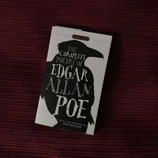 [BN] The Complete Poetry of Edgar Allen Poe