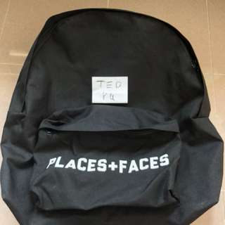 Place+Faces Oversize Backpack