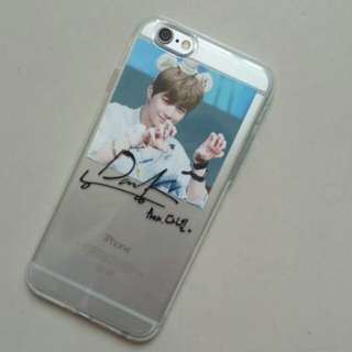[PO]WANNAONE SIGNATURES PHONE CASE