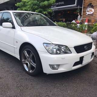 LEXUS IS200 2001