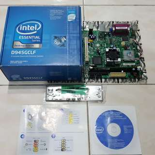 Intel Desktop Board D945GCLF