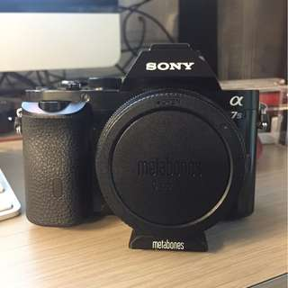 Sony A7S with Metobones Adapter (Canon )
