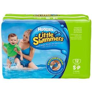 Huggies little swimmer