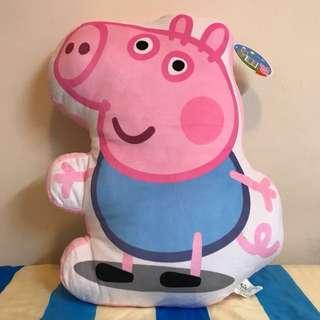 Peppa Pig George 絨毛咕𠱸公仔 🐽