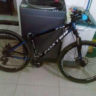 Foxter ft-301 mountain bike 27.5
