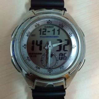 Casio AQ 160 (BOOKED CONSIDERED SOLD)