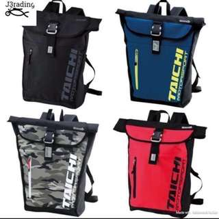 Taichi Waterproof Backpack [FREE DELIVERY]