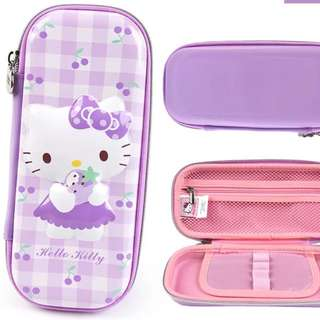 Clearance hello kitty pencil case
