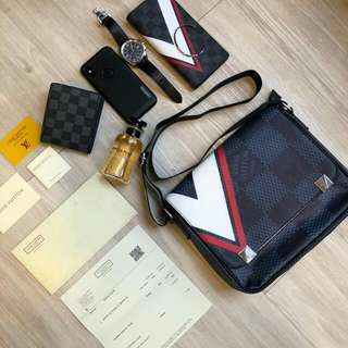 lv american sling bag limited edition