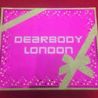 Dear body London SET USA🇺🇸💯👍