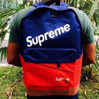 Backpack Supreme Tricolour