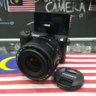 SONY A5100 BODY ONLY