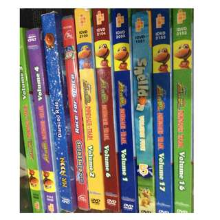 Childrens shows dvds originals todlers dinosaur train used