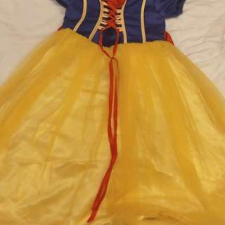 Dress snow white