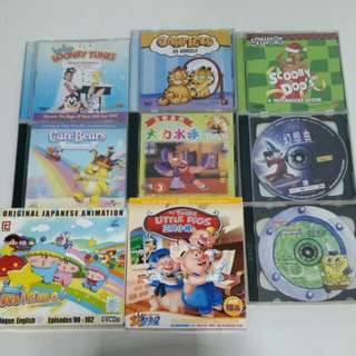 Cartoon x9 sets cheap