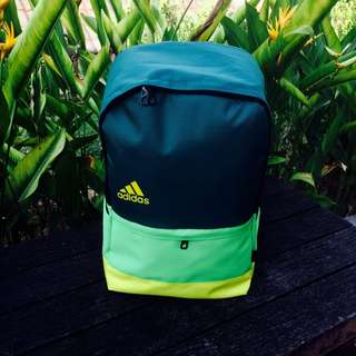 Backpack Adidas Tricolour