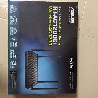 Asus Dual band router NEW
