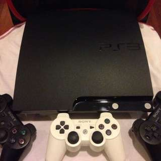 Ps3 120gb 2nd generation