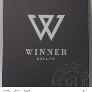 WINNER LAUNCHING EDITION