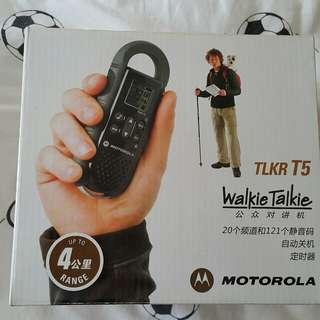 Motorola 對講機套裝