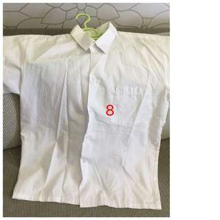 School uniform - white shirt