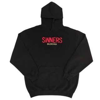 Balenciaga Sinners Hoodie/Hood