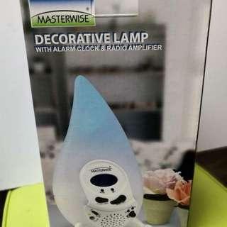 5色幻彩水滴收音機 適合聖誕禮物公司抽獎禮物