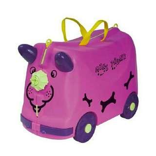 Mini Trunki Suitcase Trolley Luggage Bag
