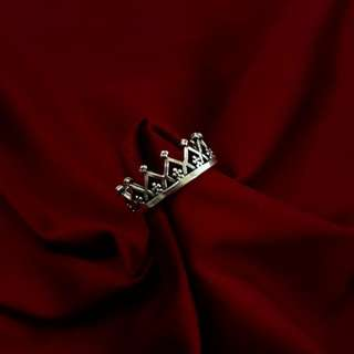 Crown Rings Adjustable sizes