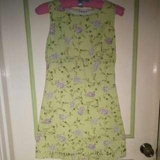 DRESS for girl 9y-12y
