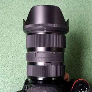 24-35mm F2 Sigma ART