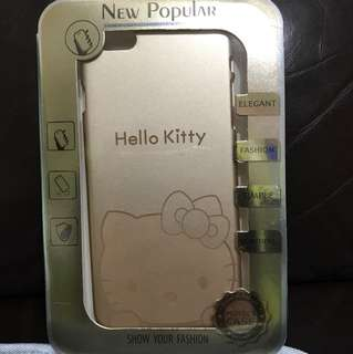 iphone 6 plus hello kitty back cover
