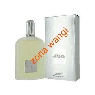 Parfum Original- Tom Ford Grey Vetiver Man Gender: Man
