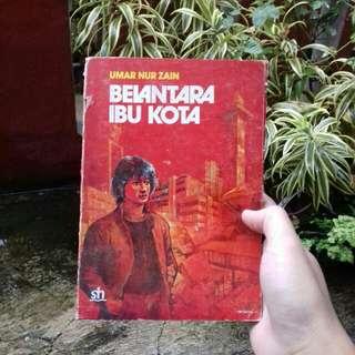Belantara Ibu Kota by Umar Nur Zain