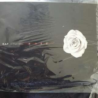 B.A.P第六張單曲ROSE玫瑰版