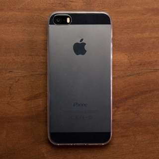 Iphone 5s 16 gb gray very good condition rfs got new iphone
