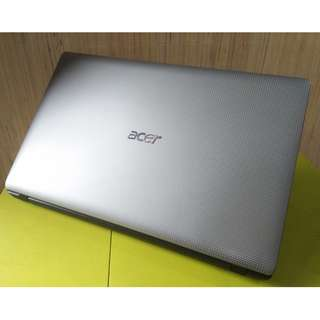 Acer aspire DualCore 2.10GHz 2GB Ram 500GB Hdd Laptop