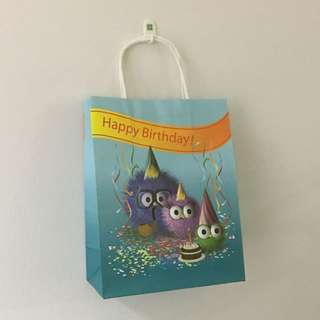 Children Birthday Party Goodie Bag