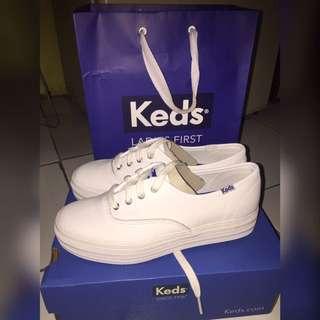 Shoes Keds White (Original)