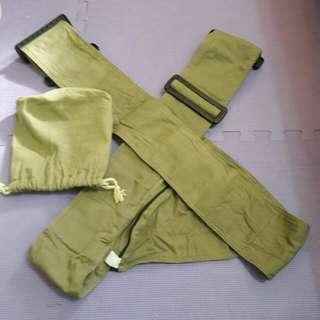 🅾minizone X型嬰兒背袋背巾~跨年降價