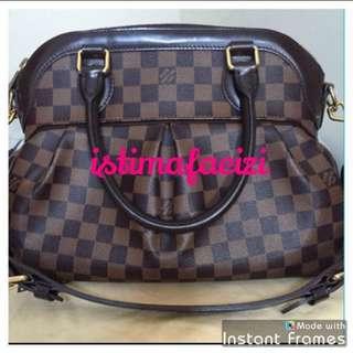 Authentic Louis Vuitton LV Trevi Bag (PM sized)