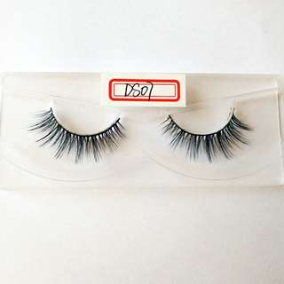 Synthetic lashes DS07
